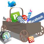 Um usuário e quantos perfis nas redes sociais?