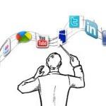 Presença sim, superexposição online nem pensar