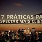 Segredos práticos sobre prospecção de clientes